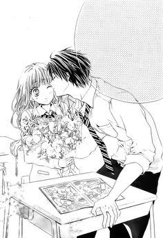 Anyone know what manga this is? Image via We Heart It #manga #shojo #shoujo