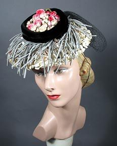Past Perfect Vintage: A Love of 40s Hats That Might Take Counseling
