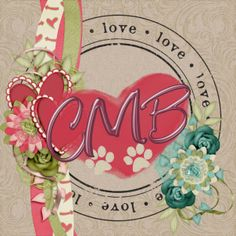 Love playing with digital scrapbooking items