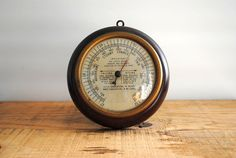 gorgeous vintage barometer