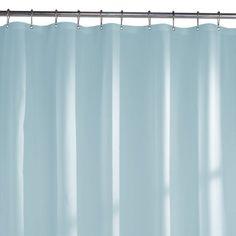 Maytex Softy EVA Shower Curtain Liner, Blue MAYTEX http://www.amazon.com/dp/B0014180G0/ref=cm_sw_r_pi_dp_SXkhub0MAC9D6