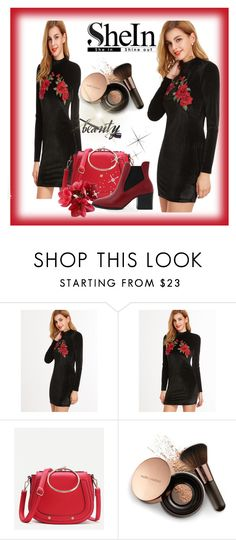 """""""Shein 2 / I"""" by ozil1982 ❤ liked on Polyvore featuring Nude by Nature and WithChic"""