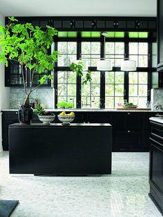 black kitchen design 5