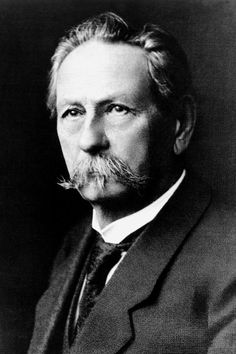 Karl Benz, inventor of the first practical, modern automobile.<br />