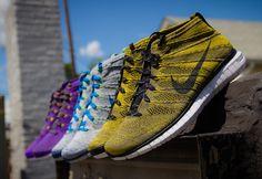 #Nike Free Flyknit Chukka Fall 2014 #sneakers