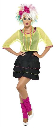 80s Fashion For Women Costumes Best s Costumes for Women