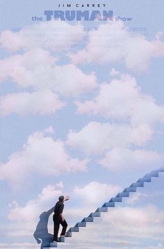 The Truman Show x poster Horror Movie Posters, Iconic Movie Posters, Cinema Posters, Movie Poster Art, Poster S, Iconic Movies, Poster Prints, 80s Movie Posters, Original Movie Posters