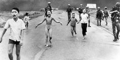 Whether you have seen these photos before or you are viewing them for the first time, you will remember them for the rest of your life. These are some of the most famous photographs of all-time. Famous Photos, Iconic Photos, Napalm Girl, 1970s Music, Vintage Newspaper, Historical Pictures, Guerrilla, Vietnam War, Desktop