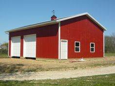 Pole Barns Direct offers a wide selection of extremely customizable pole barn kits and tons of pole barn options. Free delivery to 32 states!