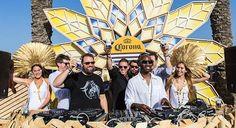 Corona SunSets comes to Cana...