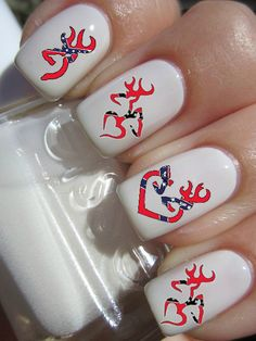 Hello internet official flag nail and gear baby onesies hello rebel flag browning deer nail decals by pinegalaxy on etsy prinsesfo Gallery