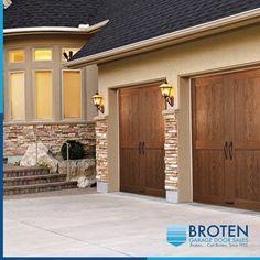 Garage Doors For Sale, Wood Garage Doors, Garage Door Installation, Integrity, Home, Wooden Garage Doors, Data Integrity, Ad Home, Homes