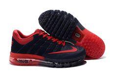 innovative design 3a080 d6cc6 Air Max 2016 Nike Men s Running Shoes Black Red Nike Max, Cheap Nike Air Max