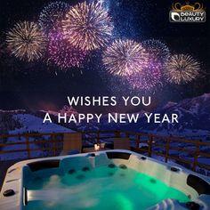 Beauty Luxury wishes you a Happy New Year! http://www.beauty-luxury.com/en/