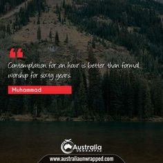 Meaningful & Inspirational Quotes by Prophet Muhammad - Australia Unwrapped Best Inspirational Quotes, Best Quotes, Life Quotes, Prophet Muhammad Quotes, Good Morals, Allah, Islamic Posters, Beautiful Islamic Quotes, Perfection Quotes