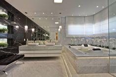Fotos de Banheiros Moderno: