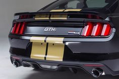 Hertz and Ford Motor Company Launch Anniversary Edition Ford Shelby GT-H - Ford Mustang Shelby Gt, Ford Mustangs, Shelby Car, Ford Gt, Automobile, Classic Mustang, Performance Cars, Car Ford, Ford Motor Company