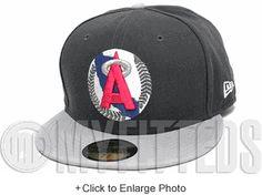 California Angels Carbon Graphite Placid Grey Comet Pink Ink Blue Silver New Era Hat