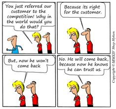Customer Satisfaction Is the Enemy of Exceptional Customer Service ...