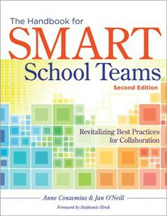 Buy Handbook for SMART School Teams, The: Revitalizing Best Practices for Collaboration by Anne E. Conzemius, Jan O'Neill and Read this Book on Kobo's Free Apps. Discover Kobo's Vast Collection of Ebooks and Audiobooks Today - Over 4 Million Titles! Job Analysis, Professional Learning Communities, Systems Thinking, Smart School, School Leadership, Training And Development, Instructional Design, Best Practice, Book Cover Design