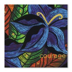 theodore + paper: courage card – theodore + paper