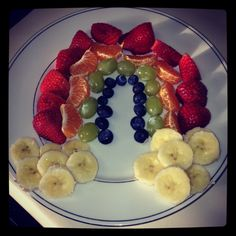Great way to be creative with healthy food for kids to eat!