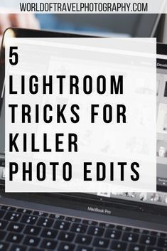 5 Lightroom Tricks for Killer Photo Edits. These lesser known Lightroom tricks and tips will help you to shake up your photo editing workflow as a photographer. If you need some inspiration on how to level up your editing game then this is the guide for y Photography Basics, Photography Lessons, Photography For Beginners, Photoshop Photography, Photography Business, Photography Tutorials, Creative Photography, Digital Photography, Photography Lighting