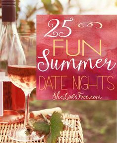 25 Ideas for Outdoor Fun With the One You Love!