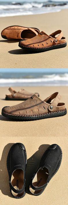 $26.98 Men's Fisherman Sandals Adjustable Strap #men'sjewelry