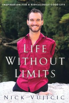 Of all the famous people with disabilities  Nick Vujicic has to be one of the most recognized.  I learned about him a year ago in class and still to this day I'm impressed by everything he's managed to do and accomplish. He is very much a role model to all.