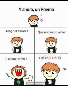 Funny Poems, Funny Quotes, Anime Wolf Girl, Love Phrases, Cartoon Jokes, Pinterest Memes, Otaku Anime, Best Memes, Paramore
