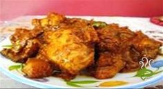 North Indian Patiala Chicken
