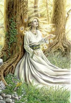 Confessions of a Kitchen Witch: Imbolc Craft:Brigit's Bed