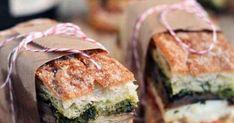 10 recetas de sándwiches deliciosas y sorprendentes.
