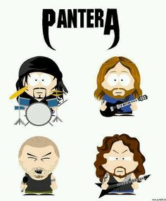 Pantera South Park