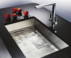 36 Admirable Contemporary Kitchen Sink Design Ideas - The sink is the most important spot in any kitchen and it also one of the most frequently visited spot in the home. It is considered that at any given.