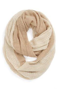 Neutral scarf
