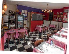CENTRUM Bouchon du Centre Keuken uit Lyon, authentiek, vroeg dicht.