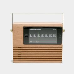 Radio Dock for iPhone