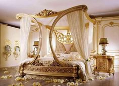 A princess bed...♥