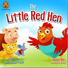 the little red hen - online free books