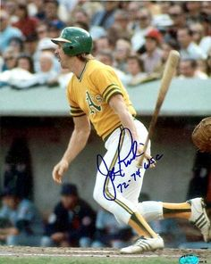 Joe Rudi, Oakland Athletics