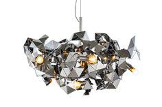 #fractal #brandvanegmond #stainlesssteel #lighting