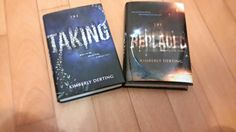 #TheTaking #TheReplaced #KimberlyDerting