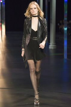 Le defile Saint Laurent 26