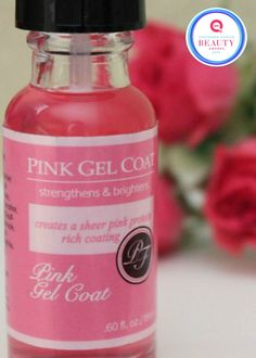 Exciting news! Pink Gel Coat has been nominated for a QVC Customer Choice Beauty Award. We need your vote (we're number 33!).