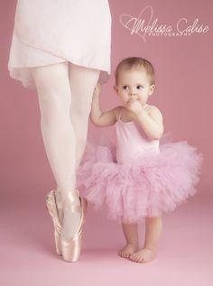 Pink Princess Ballerina Tutu Baby Tutus by PirouetteBoutique