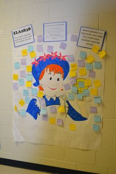 Amelia Bedelia Multiple Meaning Words: really great idea for my writing unit. Aligns well with 6+1 traits word choice.