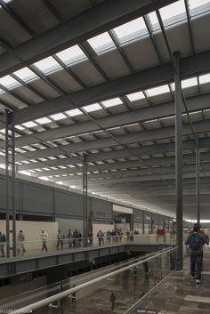 Centro de Transferencia Modal El Rosario / CC Arquitectos