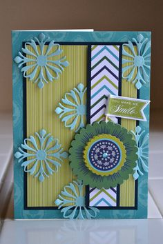 Yesterday, Anna Griffin appeared on HSN and introduced her new cutting + embossing dies for the Cuttlebug machine created in cooperation wit...